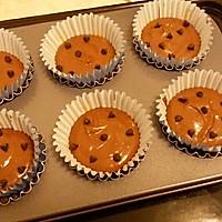 星巴克超软巧克力麦芬蛋糕的做法图解5