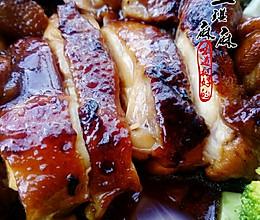 香煎鸡腿肉的做法