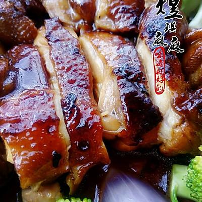 香煎鸡腿肉