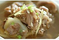 产后系列之羊肉汤的做法