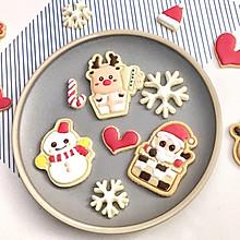 #今天吃什么#圣诞饼干系列三