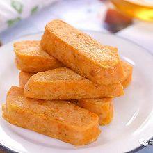 黄金虾条 宝宝辅食食谱