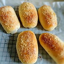 鲜奶麻薯面包