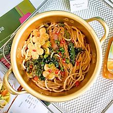 #太太乐鲜鸡汁玩转健康快手菜#鸡汁小锅米线