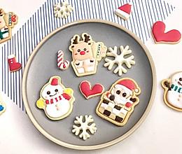#今天吃什么#圣诞饼干系列三的做法
