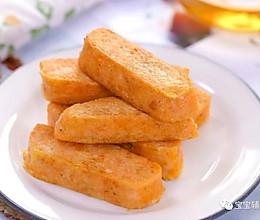黄金虾条 宝宝辅食食谱的做法