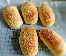 鲜奶麻薯面包的做法