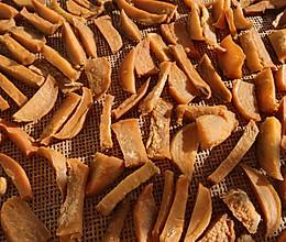 红薯干(地瓜干)的做法