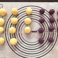 南瓜紫薯球的做法图解7
