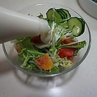 多彩蔬果大拌菜的做法图解6