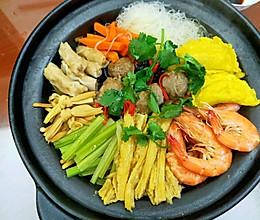 #憋在家里吃什么#寿喜锅的做法