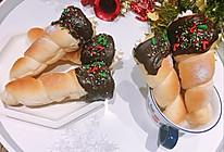 平安圣诞许愿海螺奶油面包的做法