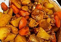 超香的鸡肉炖土豆胡萝卜的做法