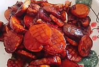 酱爆杏鲍菇的做法