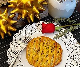 超级简单的手抓饼菠萝派的做法