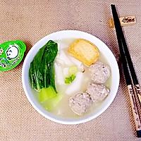 肉丸果条汤#浓汤宝火锅争霸赛#