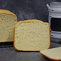 橄榄油吐司(面包机版)#带着美食去踏青#的做法图解7