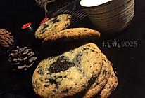 香草海盐巧克力曲奇饼干的做法