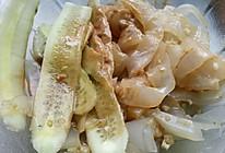 乐乐自家菜--芝麻酱拌粉皮黄瓜的做法