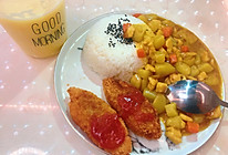 香浓咖喱土豆盖饭的做法