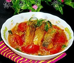 营养开胃番茄鱼块的做法