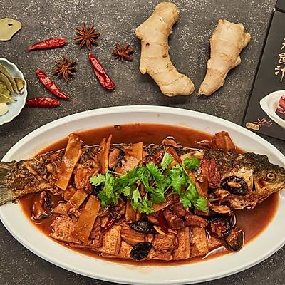 年夜饭必备红烧鱼
