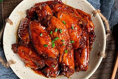 #520,美食撩动TA的心!#可乐鸡翅
