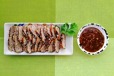 中式烤鸭胸肉