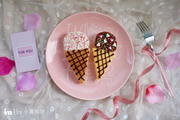 冰淇淋造型吐司的做法