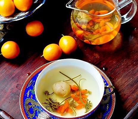 牡丹参花茶的做法