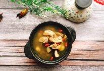 #精品菜谱挑战赛#养生汤+双菇煲鸡汤的做法
