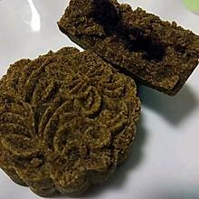 抹茶味绿豆糕