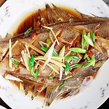 清蒸碟鱼~简单又好吃~