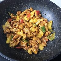 #精品菜谱挑战赛#菠萝咕咾肉的做法图解11