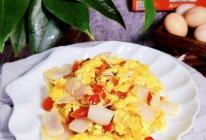 洋葱剁椒炒鸡蛋的做法