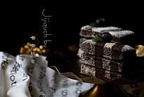 竹炭巧克力夹心蛋糕的做法