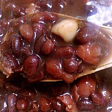莲子百合红豆沙