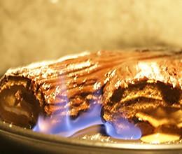 全网独一份的圣诞悬浮火焰蛋糕的做法