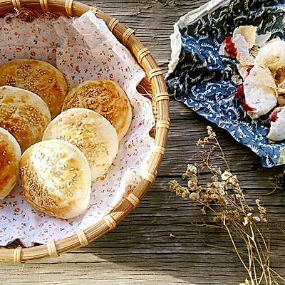 山楂糖酥饼