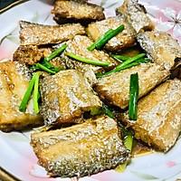 #味達美名廚福氣汁,新春添口福#年年有魚~紅燒帶魚的做法圖解9