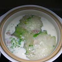 猪肝猪肉生菜粥的做法图解5