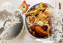 广式煲仔饭(腊味饭)的做法