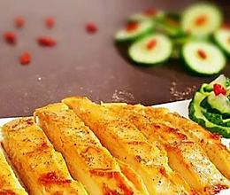 莎吉亚小编推荐减肥食谱-香煎鸡胸肉的做法