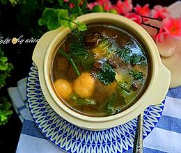 排毒养颜猪血汤的做法