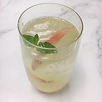 #夏日消暑,非它莫属#白桃苏打水的做法图解5
