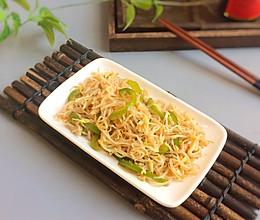 清爽小菜: 凉拌豆芽的做法
