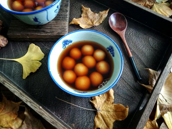 冬日去寒暖胃~红糖姜汁丸的做法