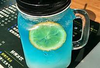 柠檬乳酸气泡水的做法