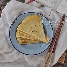 #换着花样吃早餐#一学就会孩子最爱的土豆丝早餐饼