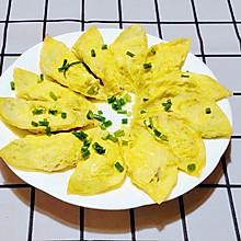 【生酮饮食·真酮】没有面粉的鸡蛋饺子(减肥食谱)